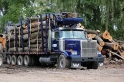 Our Log Truck