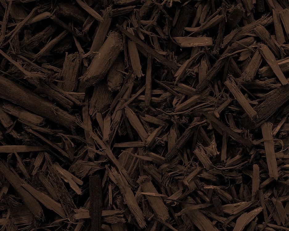 Color Enhanced Dark Brown
